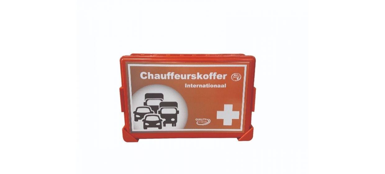 EHBO-Chauffeurskoffer