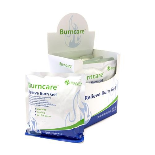 BurnCare wondompres 20x20