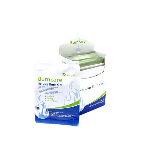 Burncare wondkompres 5x5