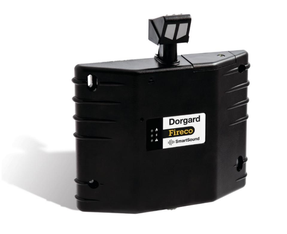 Dorgard Pro Stand-Alone Zwart