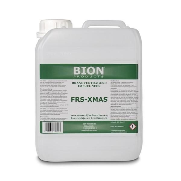 FRS-XMAS 2,5 liter