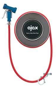 Heetwaterhaspel Heavy Duty Ajax automatische afsluiter