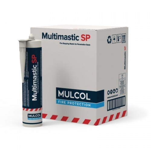 MulCol Multimastic SP Brandwerende vul pasta 310ml