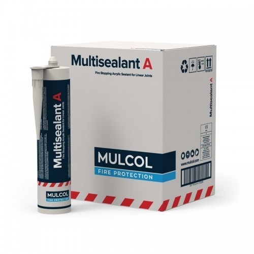MulCol - Multisealant A Brandwerende acrylaatkit 310 ml