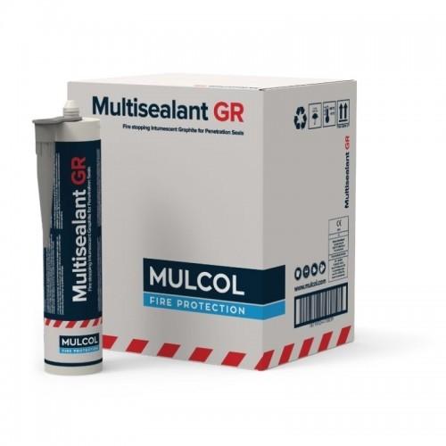 MulCol Multisealant GR Brandwerende Grafietkit 310 ml