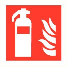 Bordje Brandblusser
