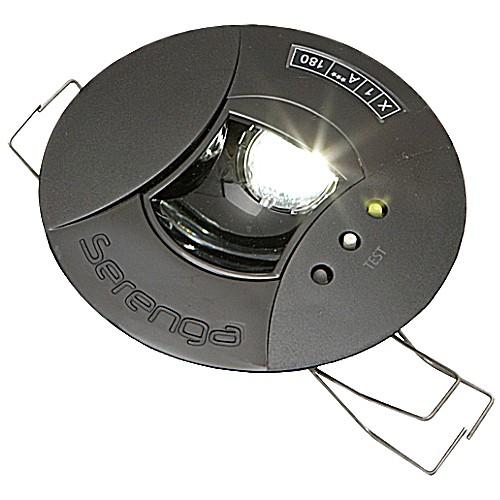 Serenga SER-DSI/ZWART Lichtspot