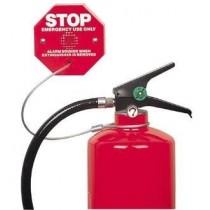 Brandblusser Alarm blusser